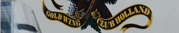 GoldWing Club Holland logo