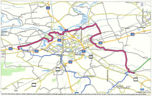 Route deel 2